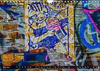 Street art London Michael Jaster (Wandkalender 2019 DIN A4 quer) - Produktdetailbild 4