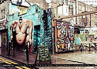 Street art London Michael Jaster (Wandkalender 2019 DIN A4 quer) - Produktdetailbild 9