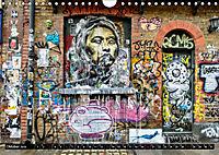 Street art London Michael Jaster (Wandkalender 2019 DIN A4 quer) - Produktdetailbild 10
