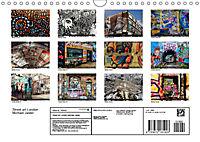 Street art London Michael Jaster (Wandkalender 2019 DIN A4 quer) - Produktdetailbild 13