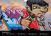 Street Art (Wall Calendar 2019 DIN A4 Landscape) - Produktdetailbild 11