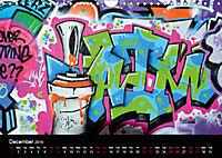 Street Art (Wall Calendar 2019 DIN A4 Landscape) - Produktdetailbild 12