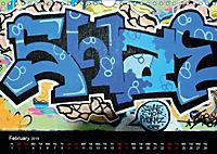 Street Art (Wall Calendar 2019 DIN A4 Landscape) - Produktdetailbild 2