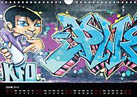 Street Art (Wall Calendar 2019 DIN A4 Landscape) - Produktdetailbild 6
