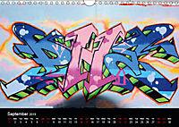 Street Art (Wall Calendar 2019 DIN A4 Landscape) - Produktdetailbild 9