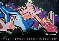 Street Art (Wall Calendar 2019 DIN A4 Landscape) - Produktdetailbild 7
