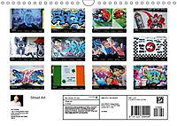 Street Art (Wall Calendar 2019 DIN A4 Landscape) - Produktdetailbild 13