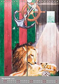 Street Art (Wall Calendar 2019 DIN A4 Portrait) - Produktdetailbild 11