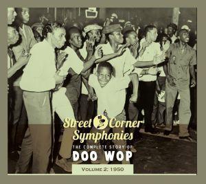Street Corner Symphonies Vol.02 1950, Diverse Interpreten
