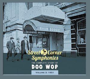 Street Corner Symphonies Vol.03 1951, Diverse Interpreten