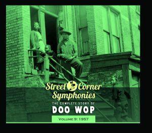 Street Corner Symphonies Vol.09 1957, Diverse Interpreten