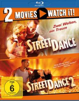 Street Dance 1 & 2, Jane English