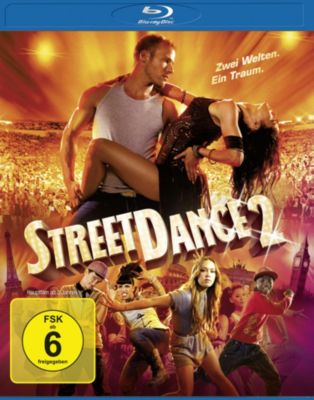 Street Dance 2, Jane English