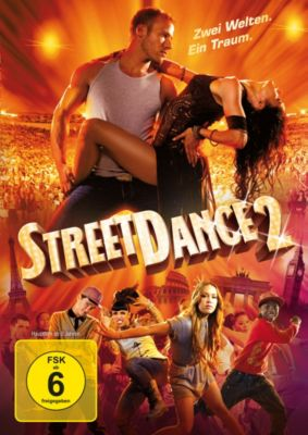 Street Dance 2, Diverse Interpreten
