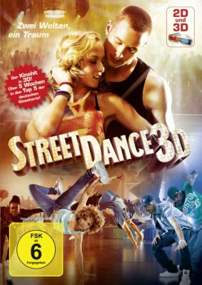 Street Dance 3D, Jane English