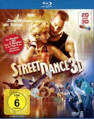 Street Dance 3D, Streetdance 3 D Bd