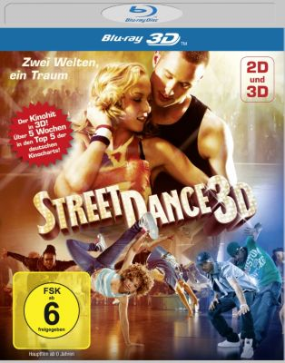 Street Dance 3D - Deluxe Version, Jane English