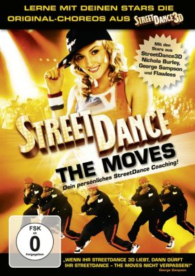 Street Dance - The Moves, StreetDance The Moves