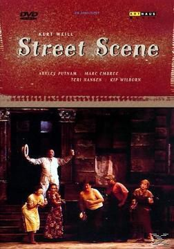 Street Scene, Holmes, Putnam, Embree