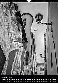 Streets of La Herradura (Wall Calendar 2019 DIN A3 Portrait) - Produktdetailbild 1