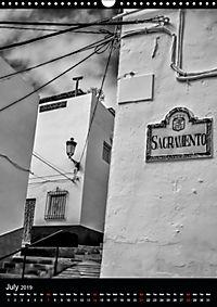 Streets of La Herradura (Wall Calendar 2019 DIN A3 Portrait) - Produktdetailbild 7
