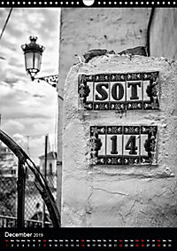 Streets of La Herradura (Wall Calendar 2019 DIN A3 Portrait) - Produktdetailbild 12