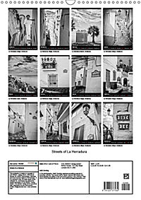 Streets of La Herradura (Wall Calendar 2019 DIN A3 Portrait) - Produktdetailbild 13
