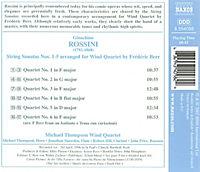 Streichersonaten Nr. 1- 5 - Produktdetailbild 1