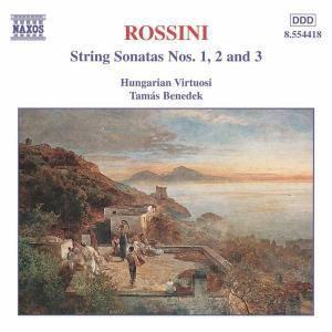 Streichersonaten Vol.1, BENEDEK, Hungarian Virtuosi
