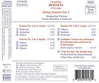Streichersonaten Vol. 1 - Produktdetailbild 1