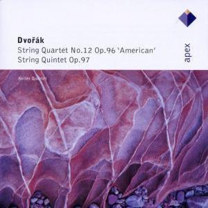 Streichquart.op.96/quint.op.97, Keller Quartett, Anna Deeva