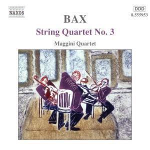 Streichquartett Nr. 3, Maggini Quartet