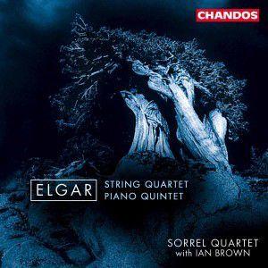 Streichquartett op. 83 e-moll / Klavierquintett op. 84 a-moll, Brown, Sorrel Quartet