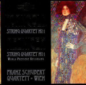 Streichquartette, Franz Schubert Quartett Wien