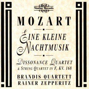 Streichquartette, Brandis Quartett
