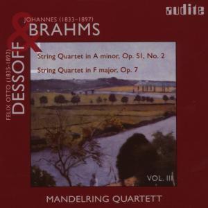 Streichquartette, Mandelring Quartett