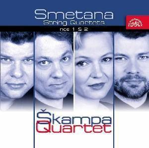 Streichquartette 1 & 2, Skampa Quartet