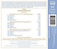 Streichquartette 1-3 - Produktdetailbild 1