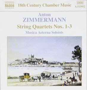 Streichquartette 1-3, Musica Aeterna Soloisten