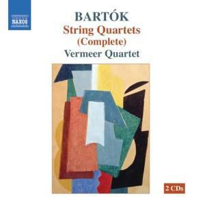 Streichquartette 1-6, Vermeer Quartett