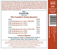 Streichquartette 1-6 - Produktdetailbild 1