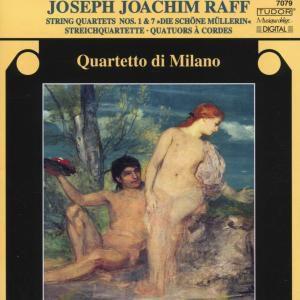 Streichquartette 1+7, Quartetto Di Milano