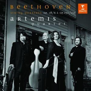 Streichquartette 130,133, Artemis Quartett