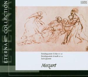 Streichquartette 14+15, Suske Quartett
