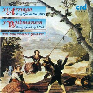 Streichquartette, Chilingirian Quartet