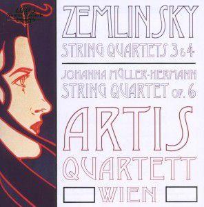 Streichquartette 3+4, Artis-Quartett Wien