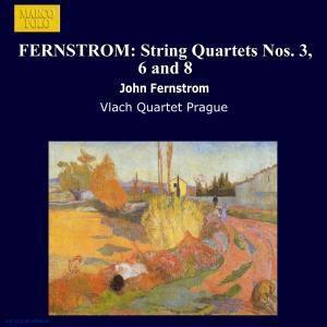 Streichquartette 3+6+8, Vlach-Quartett Prag