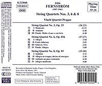 Streichquartette 3+6+8 - Produktdetailbild 1