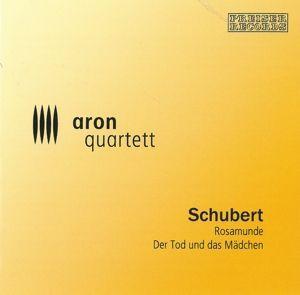 Streichquartette D 804+D 810, Aron Quartett