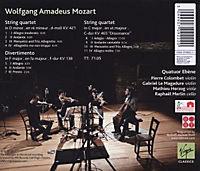 Streichquartette Kv 421,465 - Produktdetailbild 1